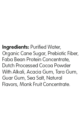 IngredientsPurelyChocolate