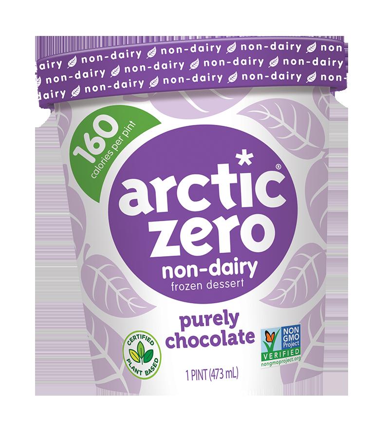 purple Arctic Zero pint